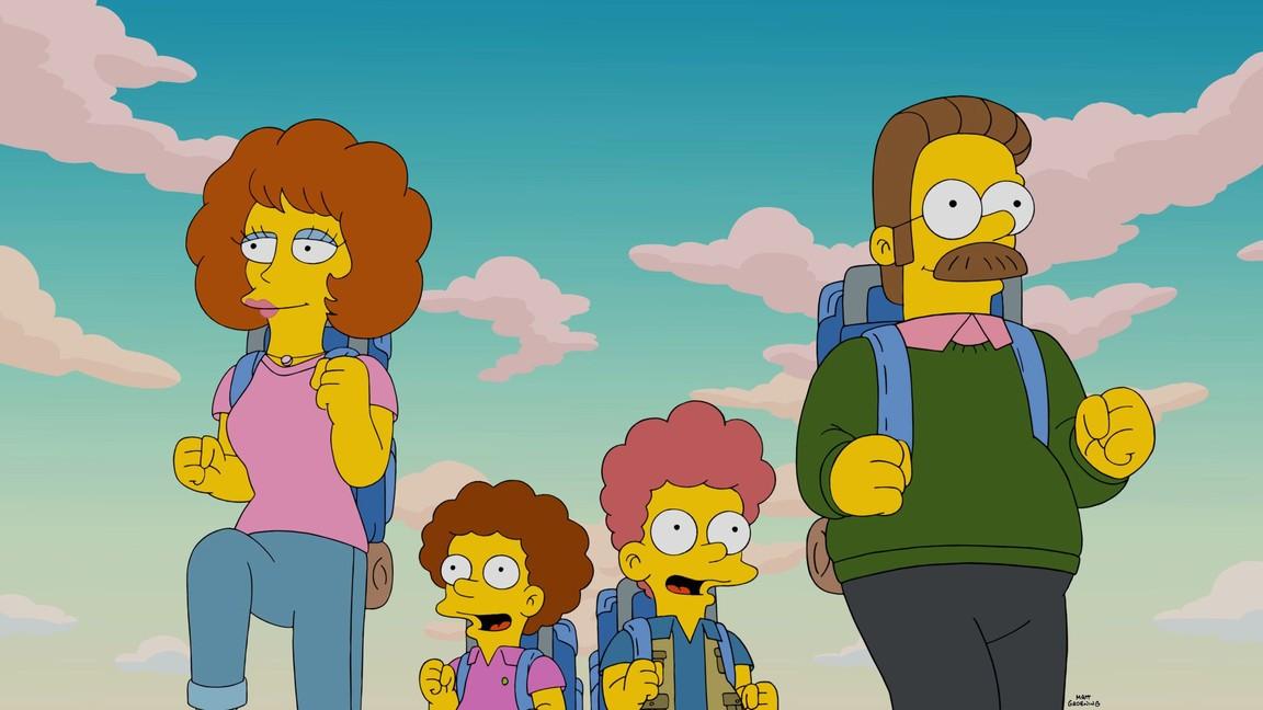 The Simpsons - Season 27 Episode 19: Fland Canyon