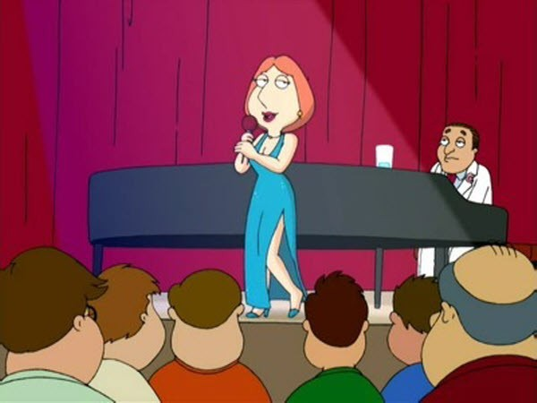 Family Guy - Season 1 Episode 4: Mind Over Murder