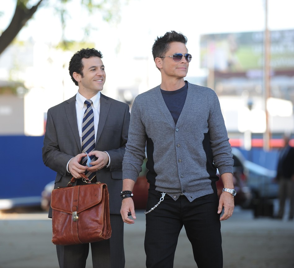 The Grinder - Season 1 Episode 01: Pilot