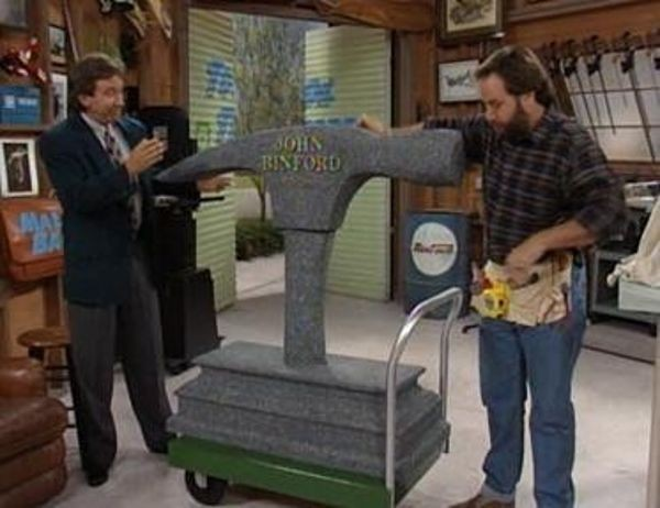 Home Improvement - Season 3 Episode 05: Arrivederci, Binford