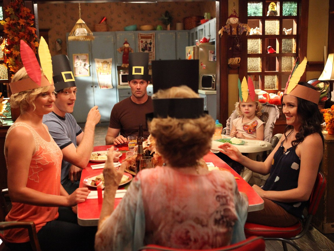 Raising Hope - Season 3 Episode 03: Throw Maw Maw from the House (Part 2)
