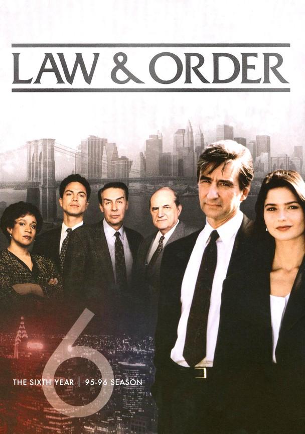 Law and Order - Season 6