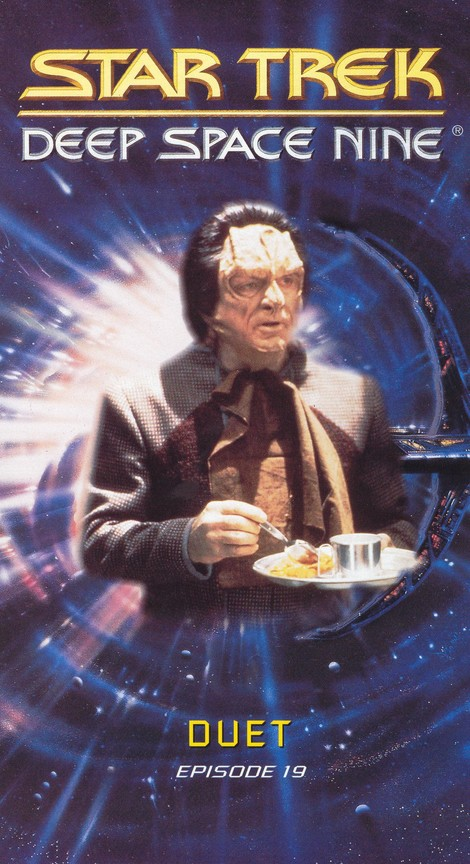 Star Trek: Deep Space Nine - Season 1 Episode 19: Duet