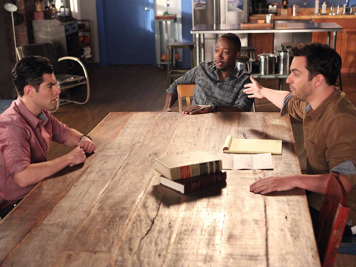New Girl - Season 3 Episode 19: Fired Up
