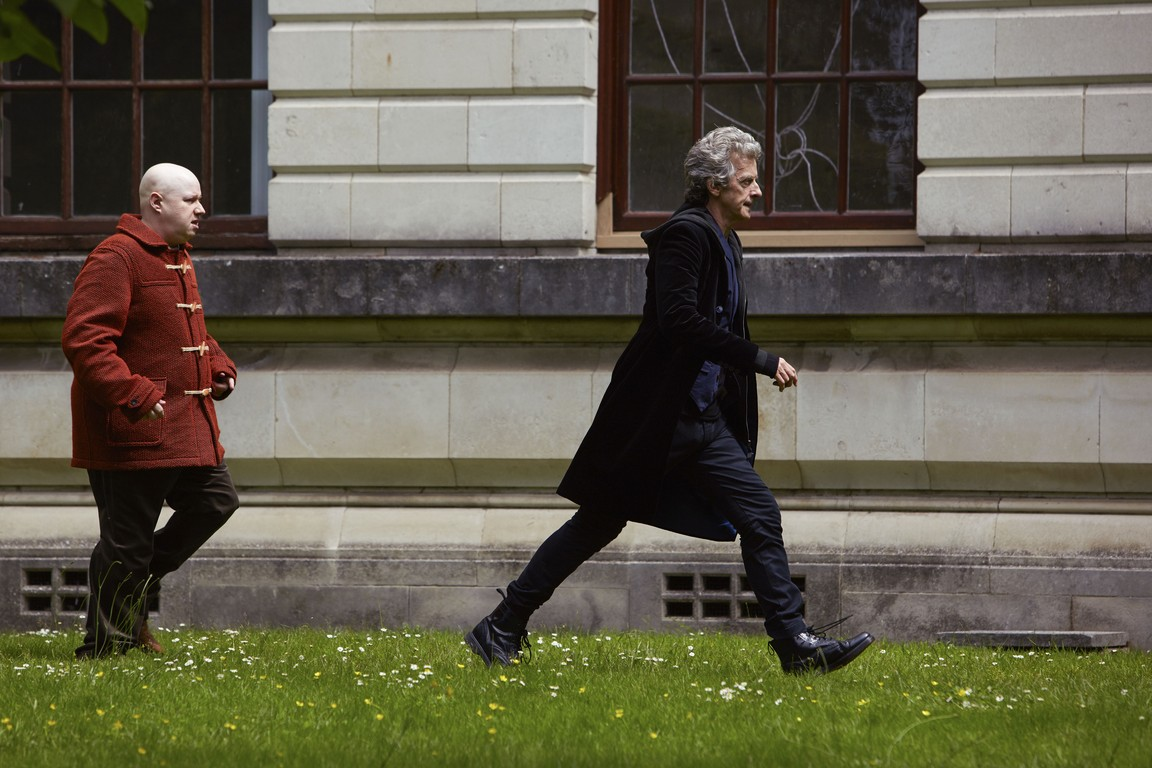 Doctor Who - Season 10 Episode 01: The Pilot