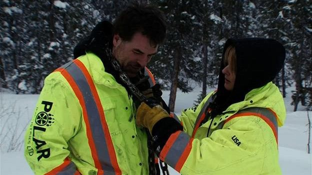 Ice Road Truckers - Season 8 Episode 04: Snow Bound