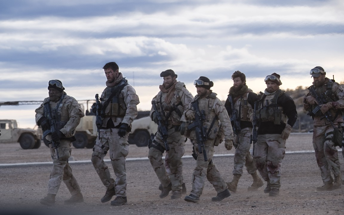 12 Strong (Horse Soldiers)