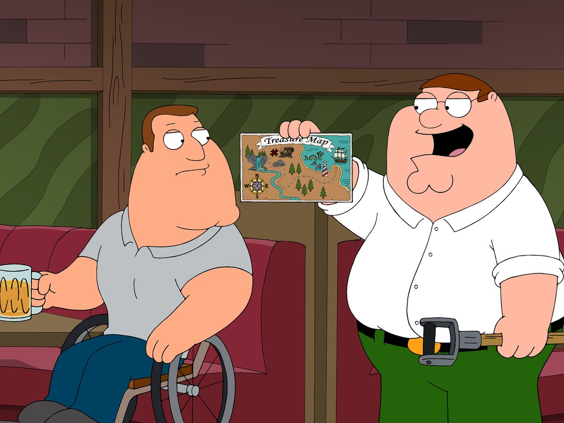 Family Guy - Season 12 Episode 01: Finders Keepers