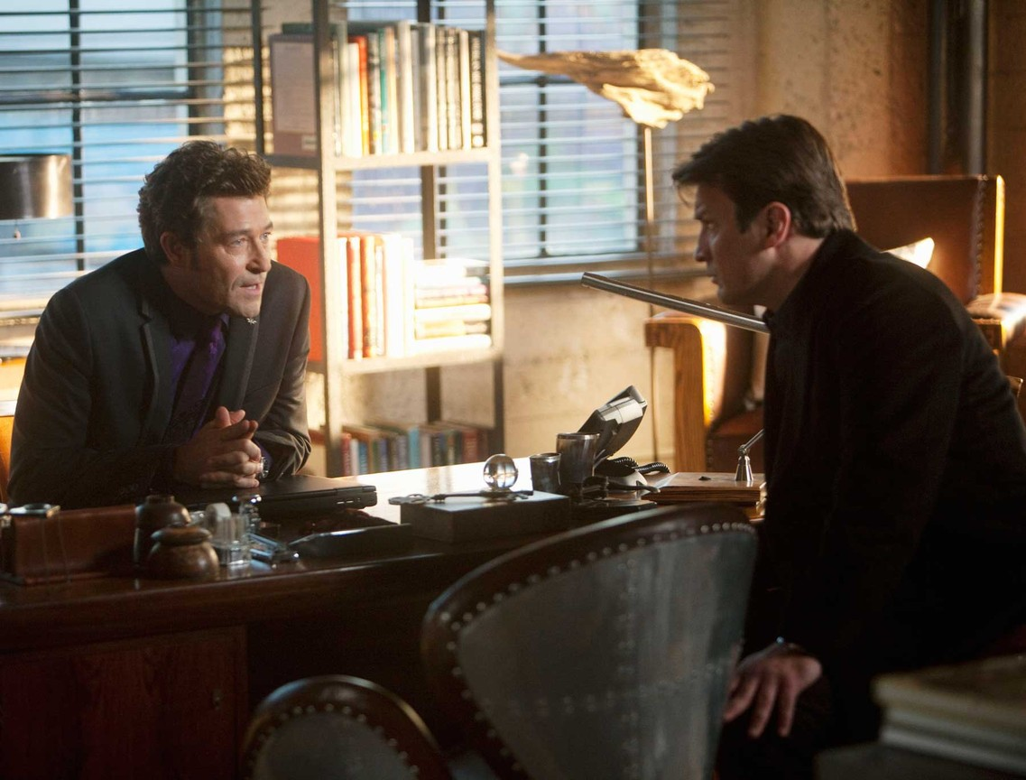 Castle - Season 4 Episode 12: Dial M for Mayor