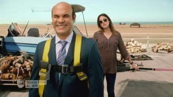 Cougar Town - Season 4 Episode 07: Flirting With Time