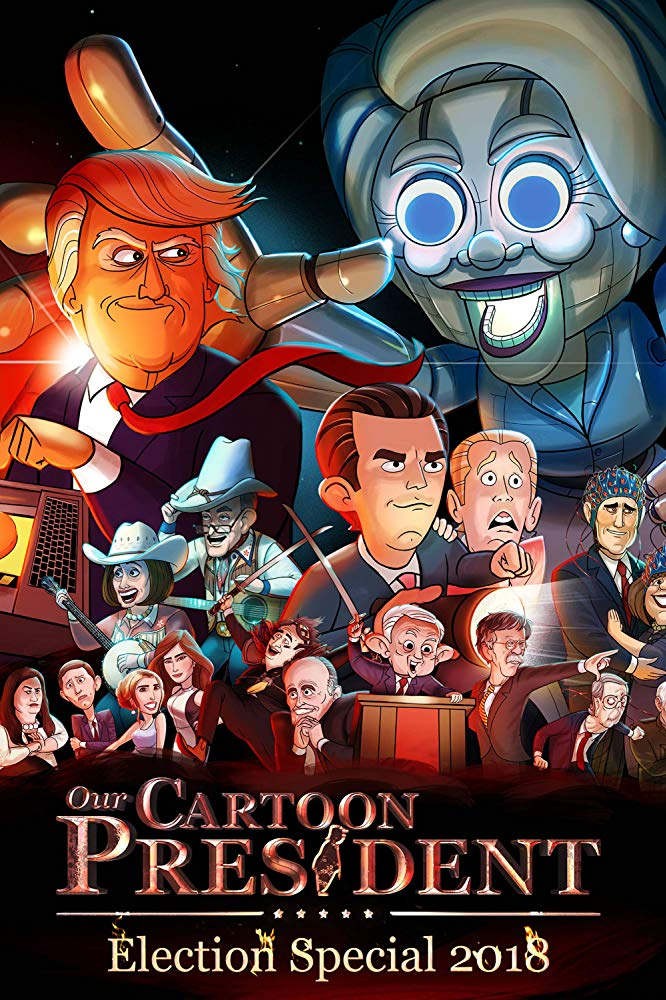 Our Cartoon President - Season 2