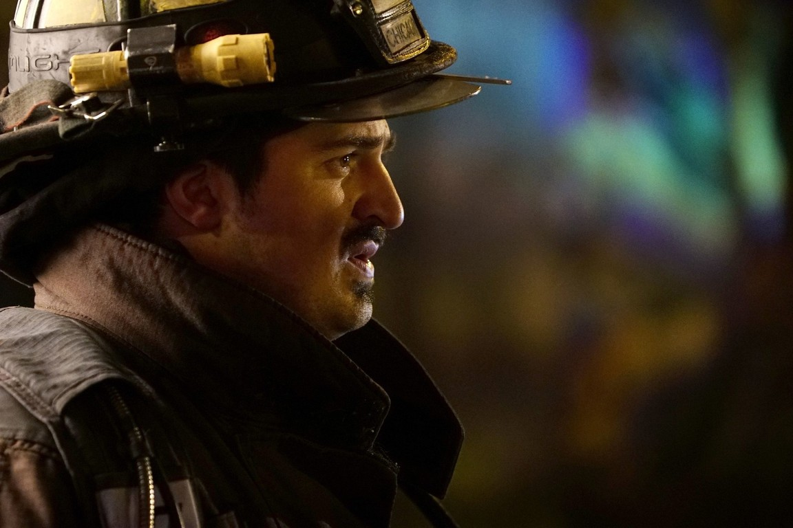 Chicago Fire - Season 5 Episode 12: An Agent of the Machine