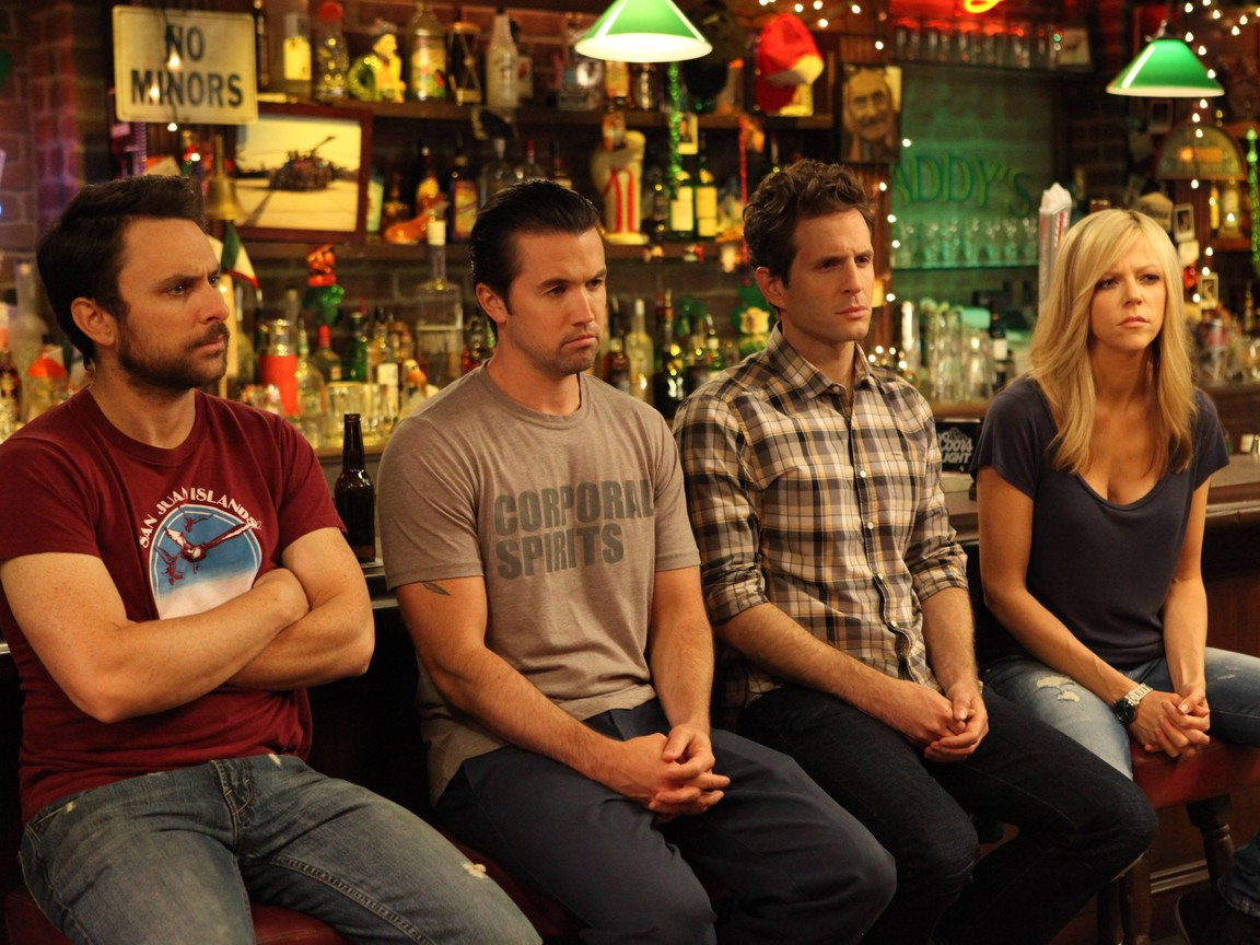 Its Always Sunny in Philadelphia - Season 8 Episode 02: The Gang Recycles Their Trash