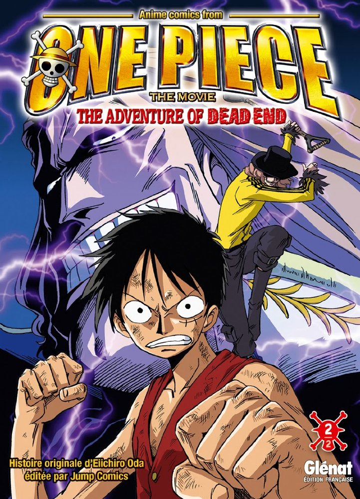 One Piece The Movie 04: The Dead End Adventure