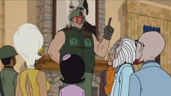 The Venture Bros  - Season 3 Episode 04: Home Is Where The Hate Is