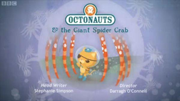 The Octonauts - Season 1 Episode 50: The Giant Spider Crab