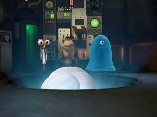 Monsters vs Aliens - Season 1