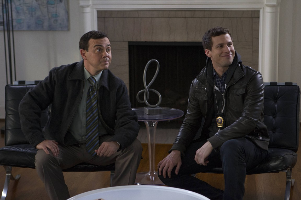 Brooklyn Nine-Nine - Season 3 Episode 11: Hostage Situation