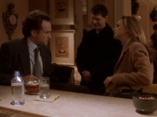 The West Wing - Season 1 Episode 14: Take This Sabbath Day