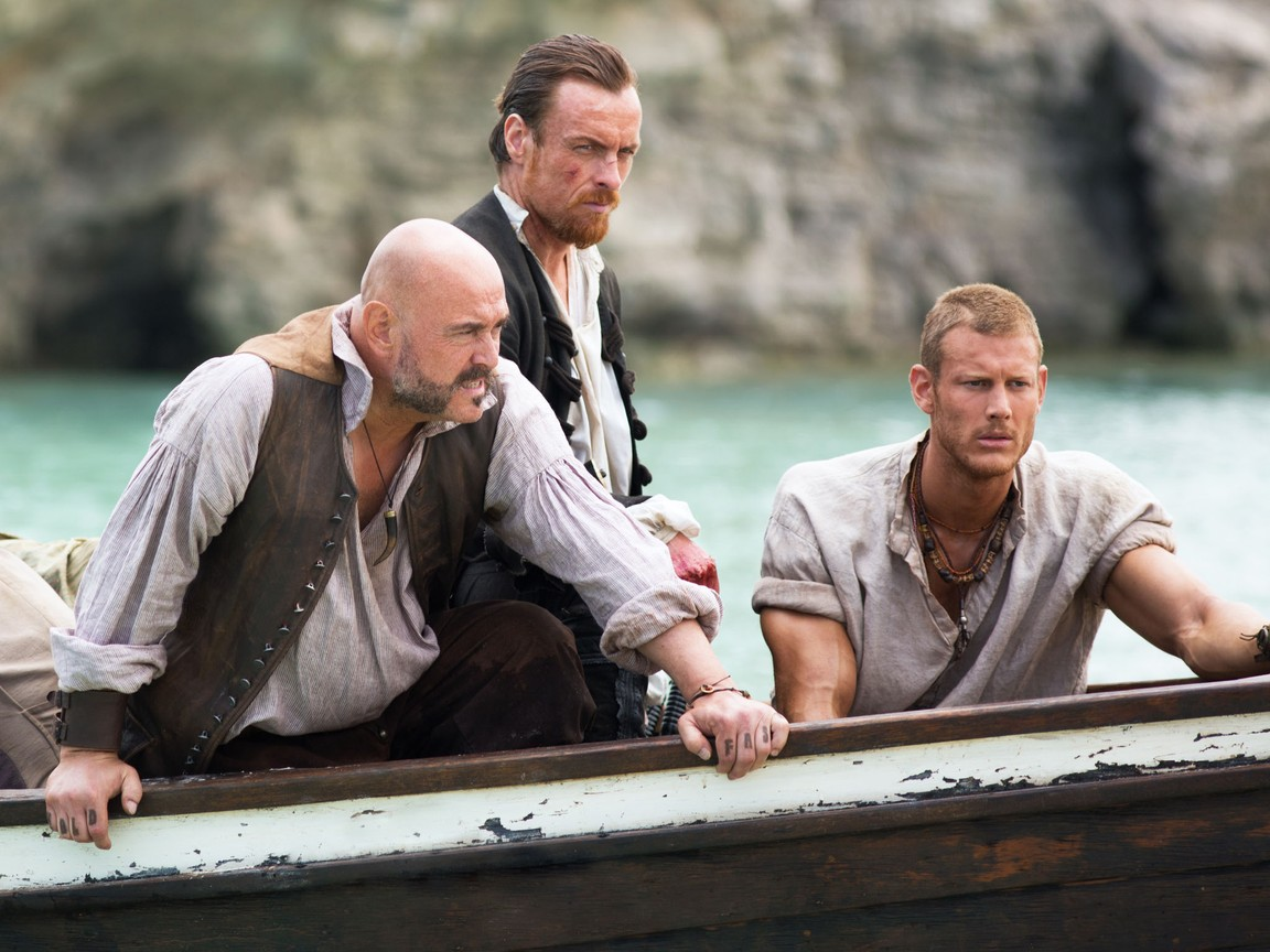 Black Sails - Season 1 Episode 02