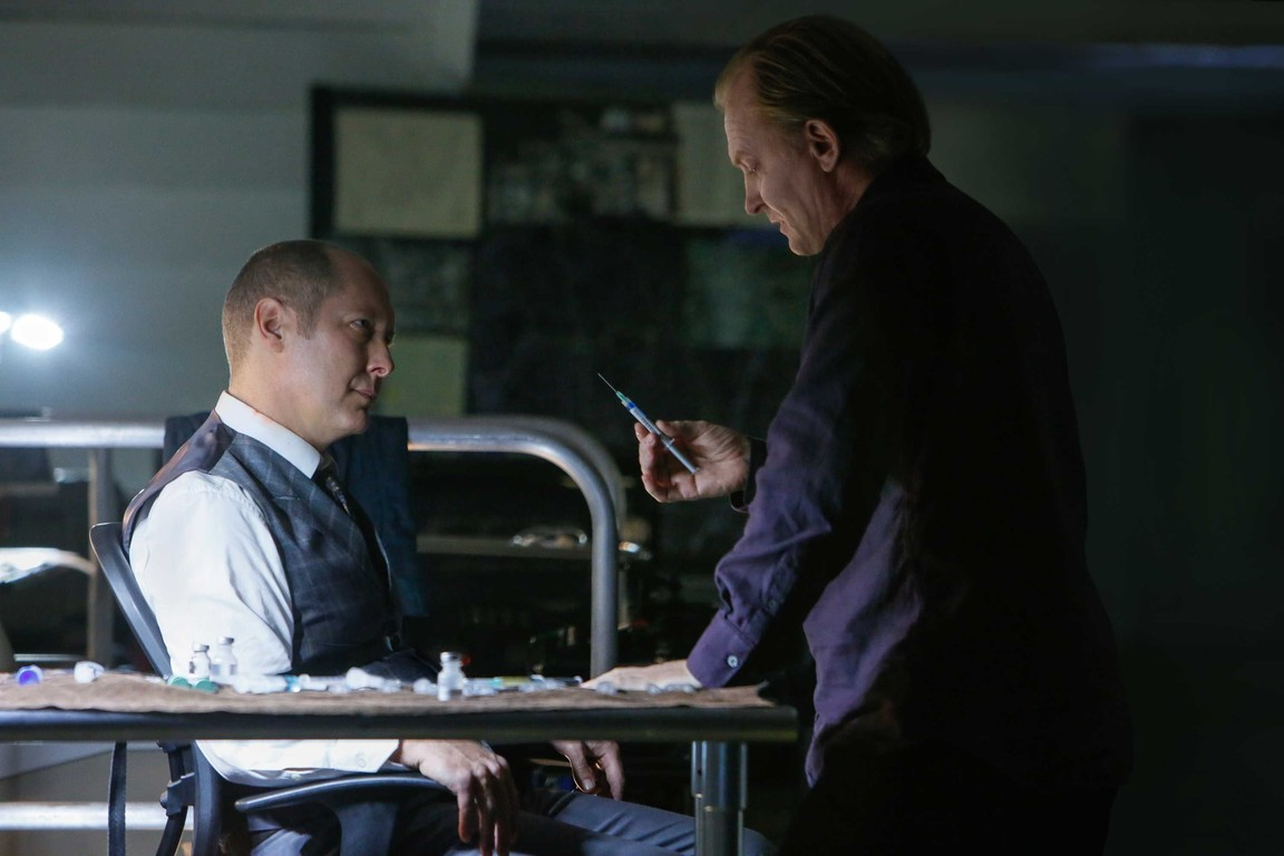 The Blacklist - Season 4 Episode 08: Dr. Adrian Shaw: Conclusion (2)