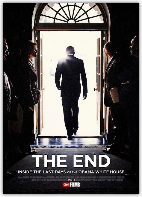 THE END: Inside the Last Days of the Obama White House