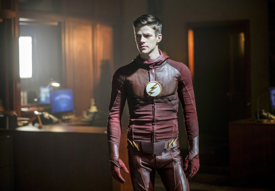 The Flash - Season 3 Episode 16: Into the Speed Force