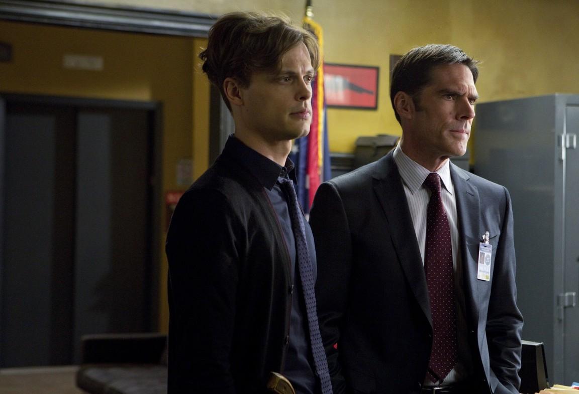 Criminal Minds - Season 9 Episode 13: The Road Home