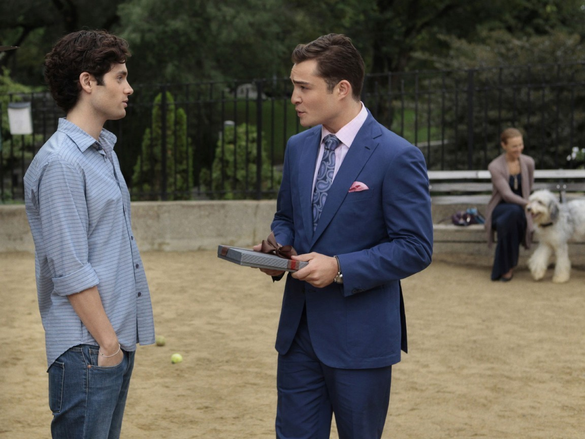 Gossip Girl - Season 5 Episode 05: The Fasting and the Furious