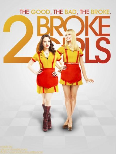 2 broke girls - season 4 episode 18 online streaming