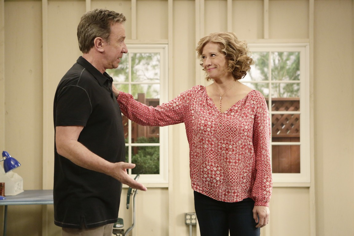 Last Man Standing - Season 5 Episode 18: He Shed She Shed