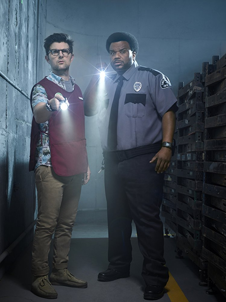 Ghosted- Season 1