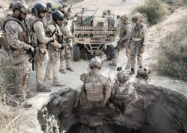 SEAL Team - Season 2 Episode 02: Never Say Die