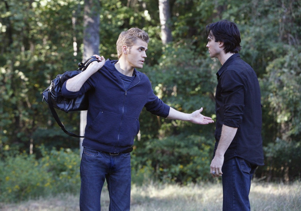 The Vampire Diaries - Season 2 Episode 08: Rose