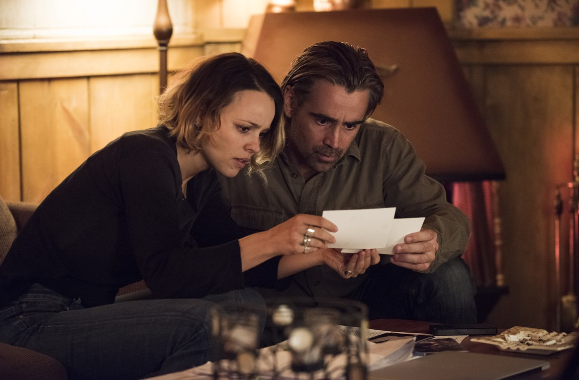 True Detective - Season 2 Episode 07: Black Maps and Motel Rooms