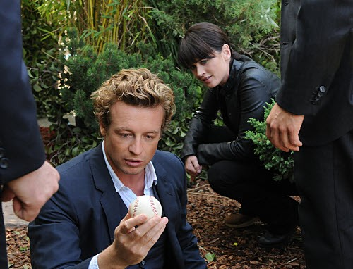 The Mentalist - Season 2 Episode 10 : Throwing Fire