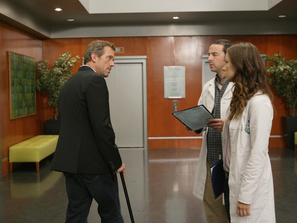 House M.D. - Season 4 Episode 03: 97 Seconds