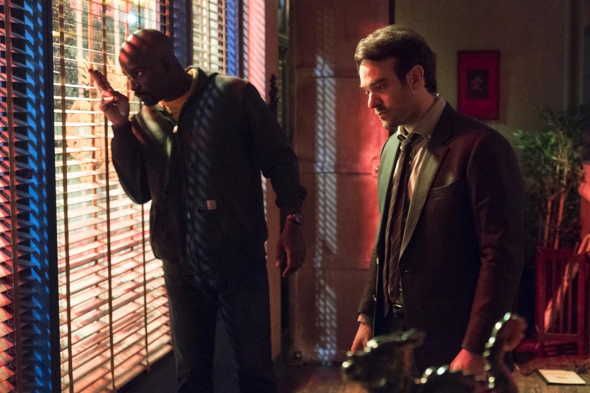 Marvel's The Defenders - Season 1 Episode 05: Take Shelter
