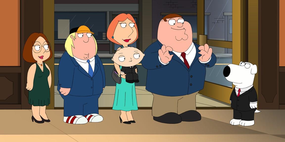 Family Guy - Season 11 Episode 10: Brian's Play