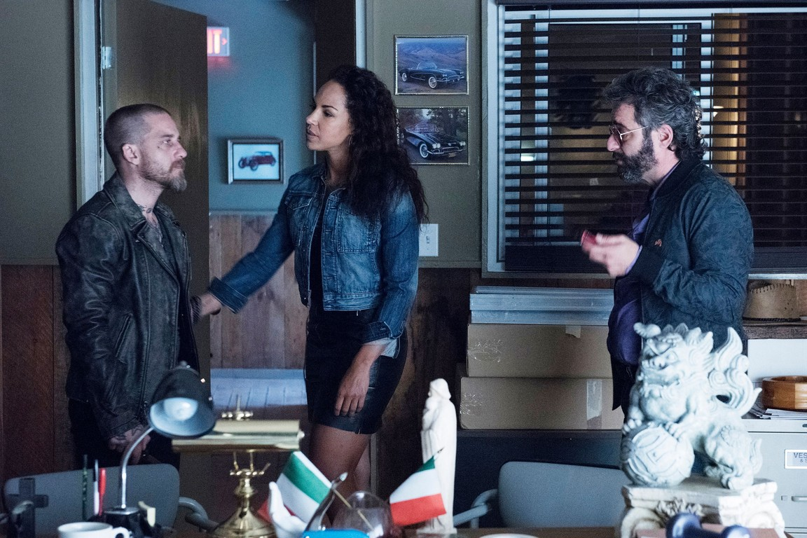 Eyewitness - Season 1 Episode 03: Bella, Bella, Bella