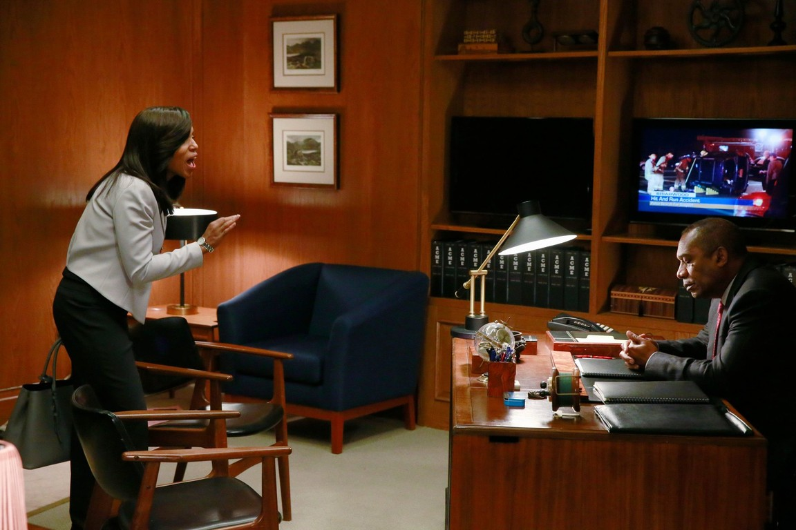 Scandal - Season 4 Episode 05: The Key