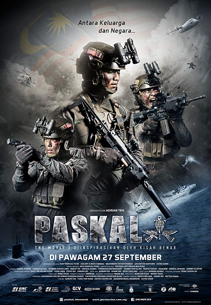 Paskal: The Movie [Sub: Eng]