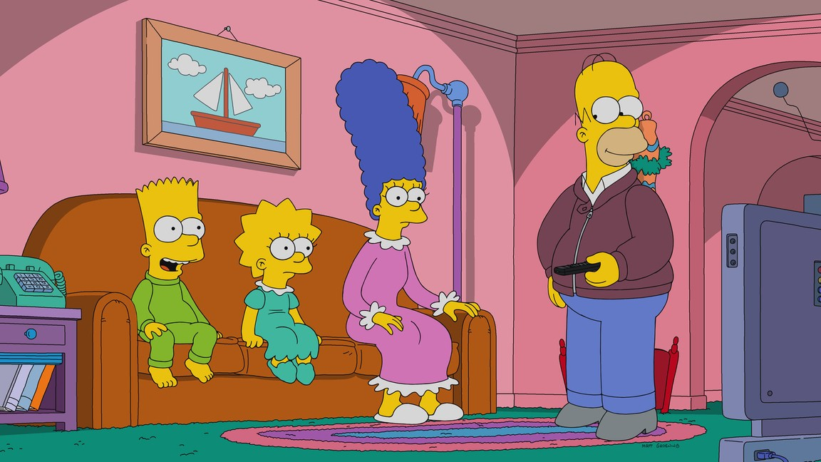 The Simpsons- Season 29 Episode 18: Forgive and Regret