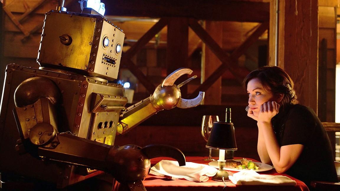 Man Seeking Woman - Season 1 Episode 09: Teacup