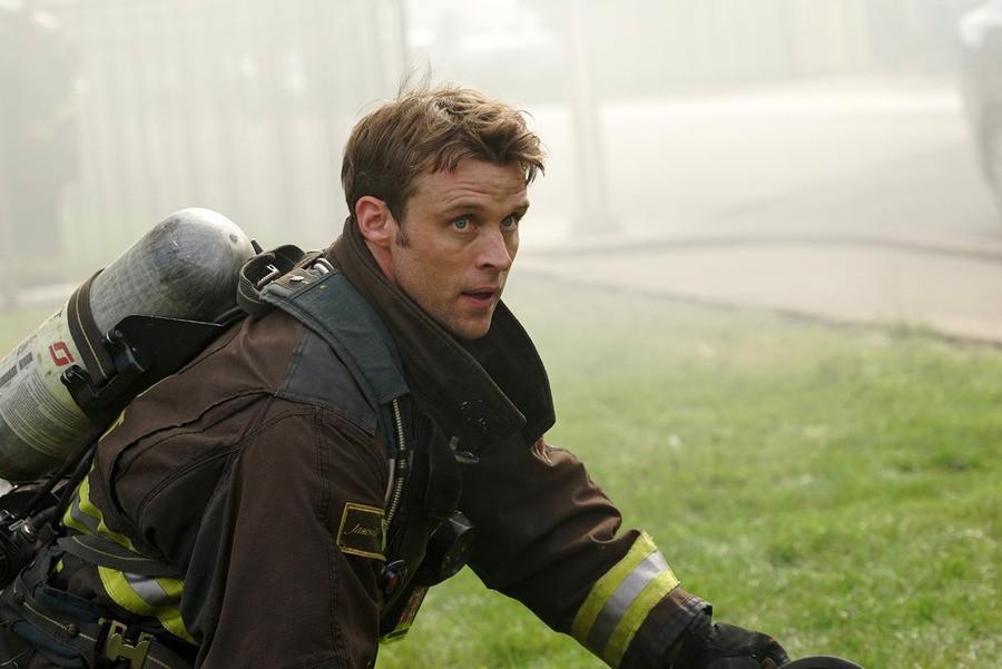 Chicago Fire - Season 4 Episode 06: 2112