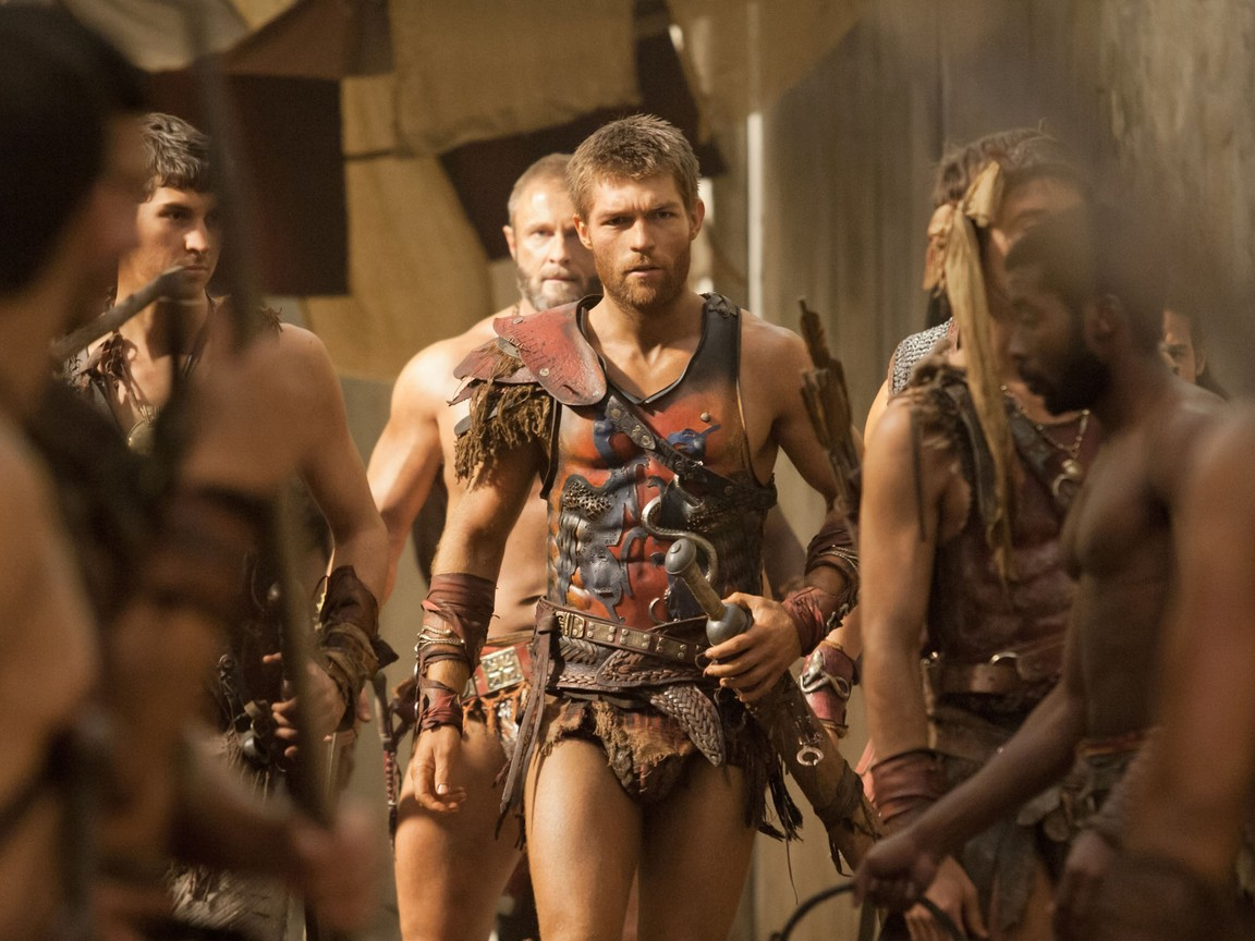 Spartacus: Blood and Sand - Season 3 Episode 03: Men Of Honor