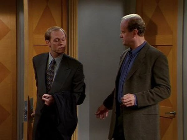 Frasier - Season 6 Episode 08: The Seal Who Came to Dinner