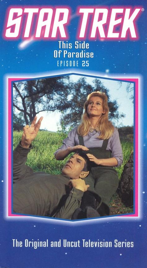 Star Trek: The Original Series - Season 1 Episode 24: This Side Of Paradise