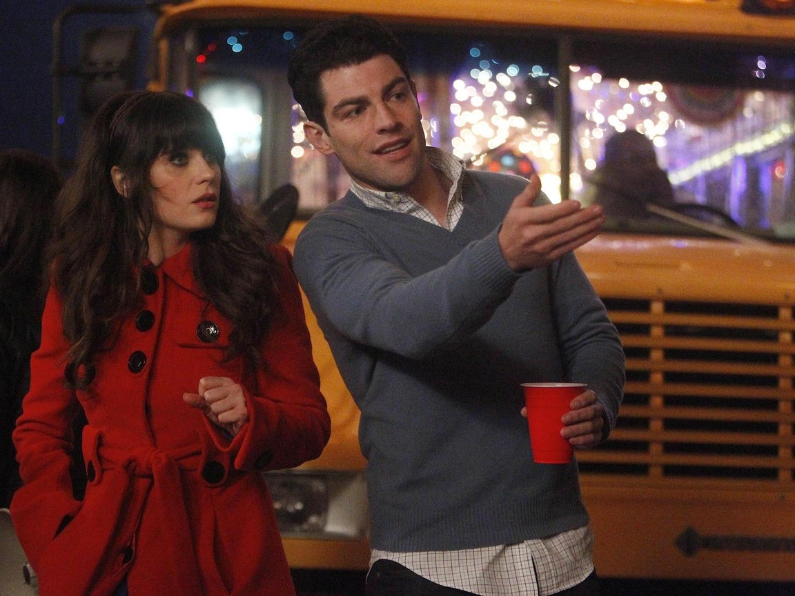 New Girl - Season 1 Episode 10: The Story of the 50