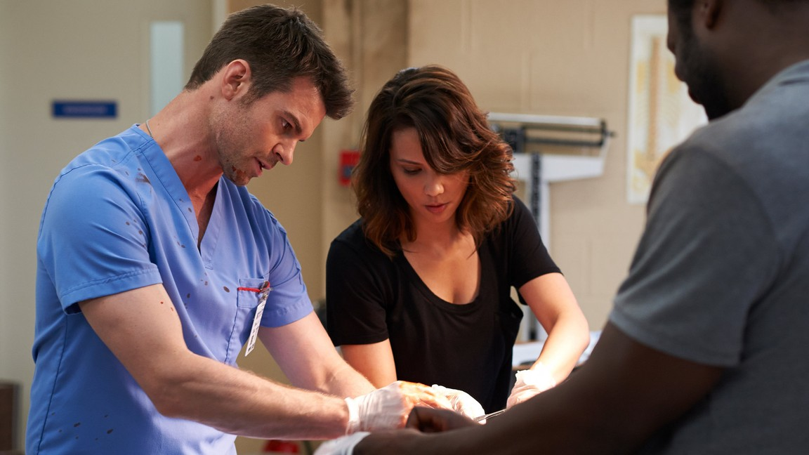 Saving Hope - Season 3 Episode 04: Stand By Me